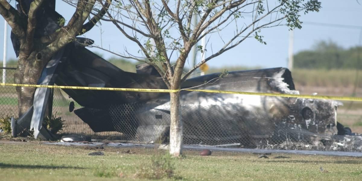 Dos muertos al estrellarse avión ejecutivo en Nueva Jersey