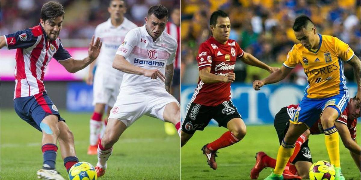 Definen fechas y horarios de las semifinales del Clausura 2017