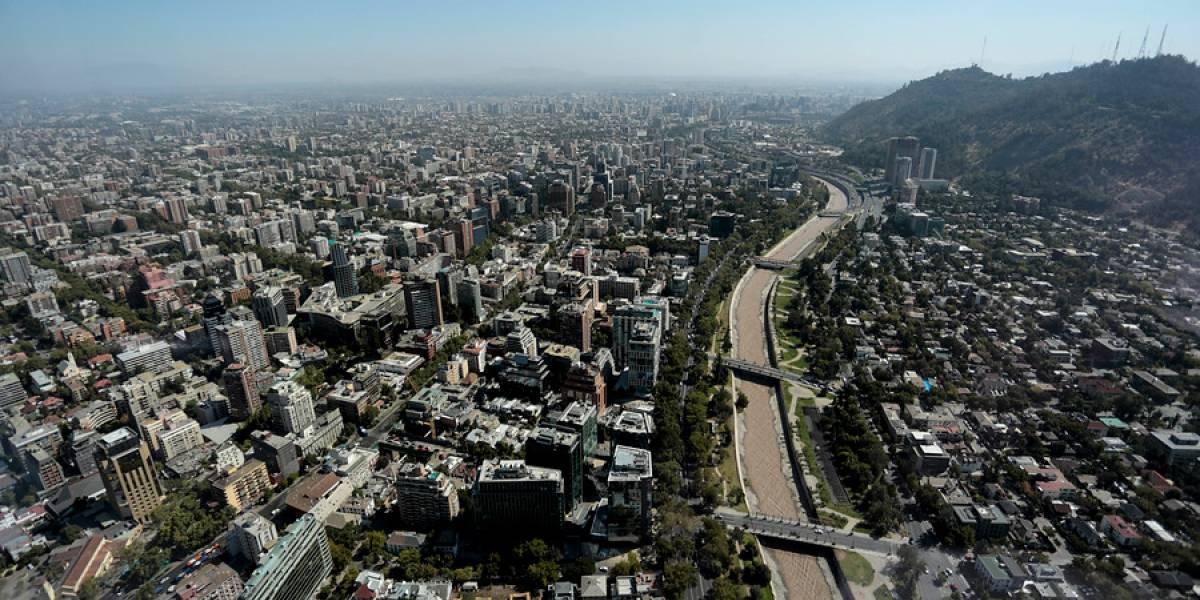 Estudio afirma que Santiago tiene la mejor infraestructura urbana de América Latina