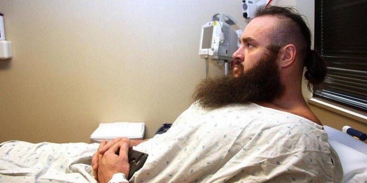 Golpe en la WWE: Braun Strowman queda fuera por seis meses tras ser operado