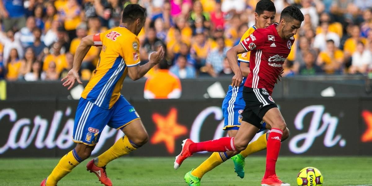 ¿A qué hora juega Tigres vs Xolos, juego de ida de las semifinales del Clausura 2017?