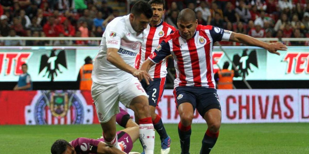 ¿A qué hora juega Toluca vs Chivas, juego de ida de las semifinales del Clausura 2017?
