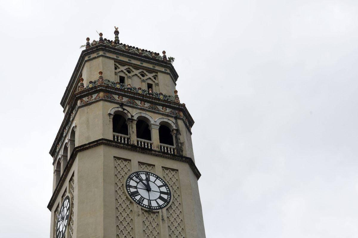 Torre de la Universidad de Puerto Rico, Recinto de Río Piedras / Foto: Dennis Jones