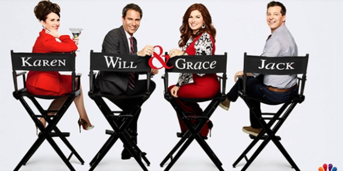 Revelan el tráiler oficial del regreso de Will & Grace