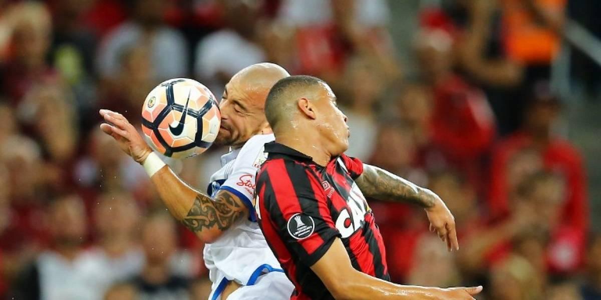 """En Brasil preocupa la """"mini caldera"""" de San Carlos de cara al duelo clave por la Copa"""