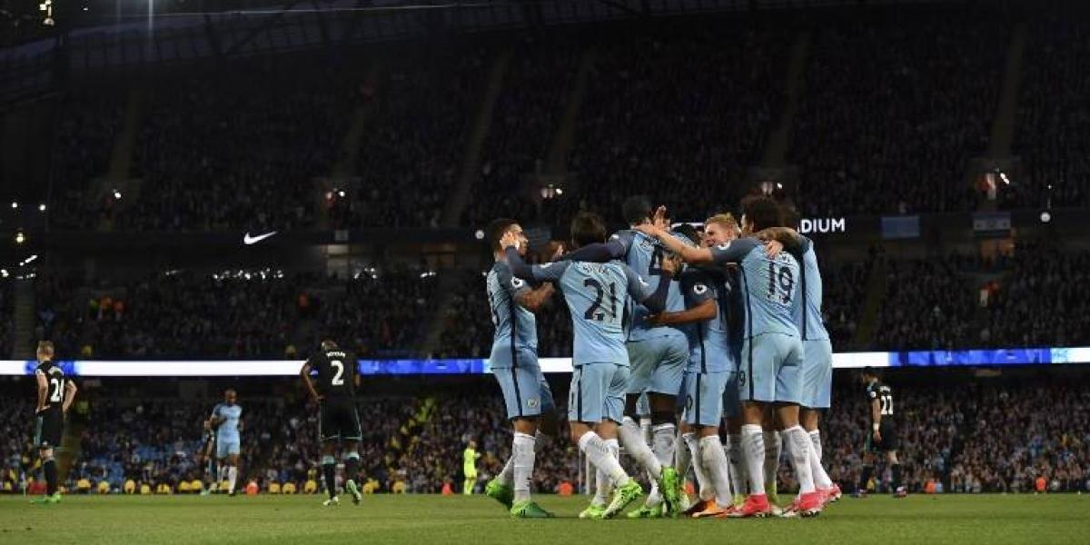 El City de Bravo queda a un pasito de la Champions League