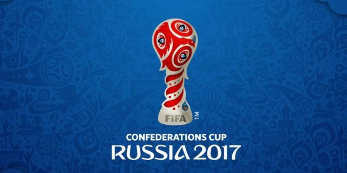 Calendario completo de la Confederaciones de Rusia 2017