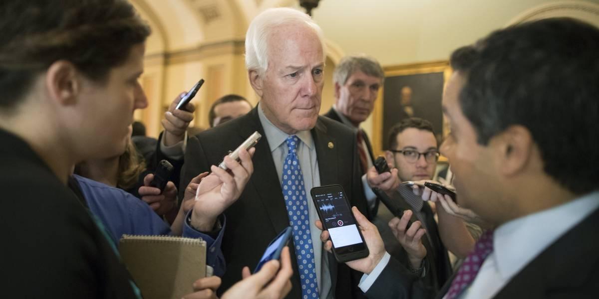 Senador republicano rechaza ser aspirante a dirigir el FBI