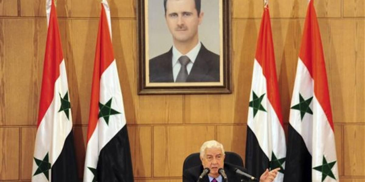 Siria rechaza acusaciones de EU sobre asesinatos de miles de prisioneros