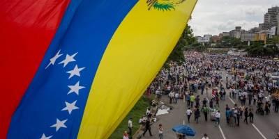 Un muerto más en protestas en Venezuela