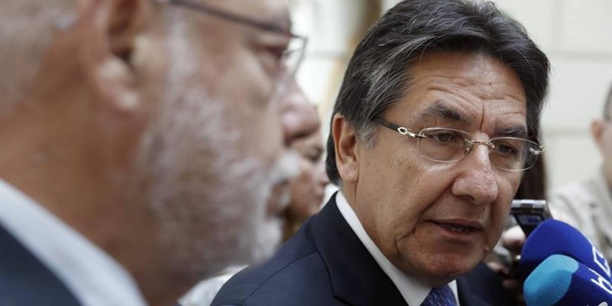 Corte Suprema conocía del fragmento que menciona a Néstor Humberto Martínez