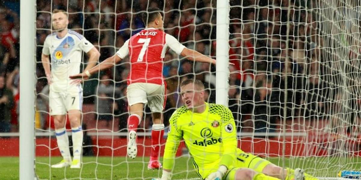 ¿Dónde estaría el Arsenal sin él?: La prensa inglesa deshace en elogios a Alexis