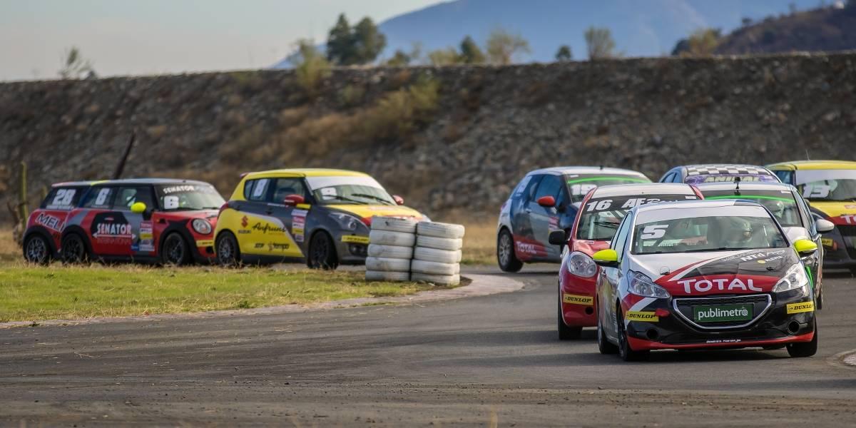 Las carreras no terminan hasta la revisión técnica: Total TP Race by Dunlop tiene nuevo ganador
