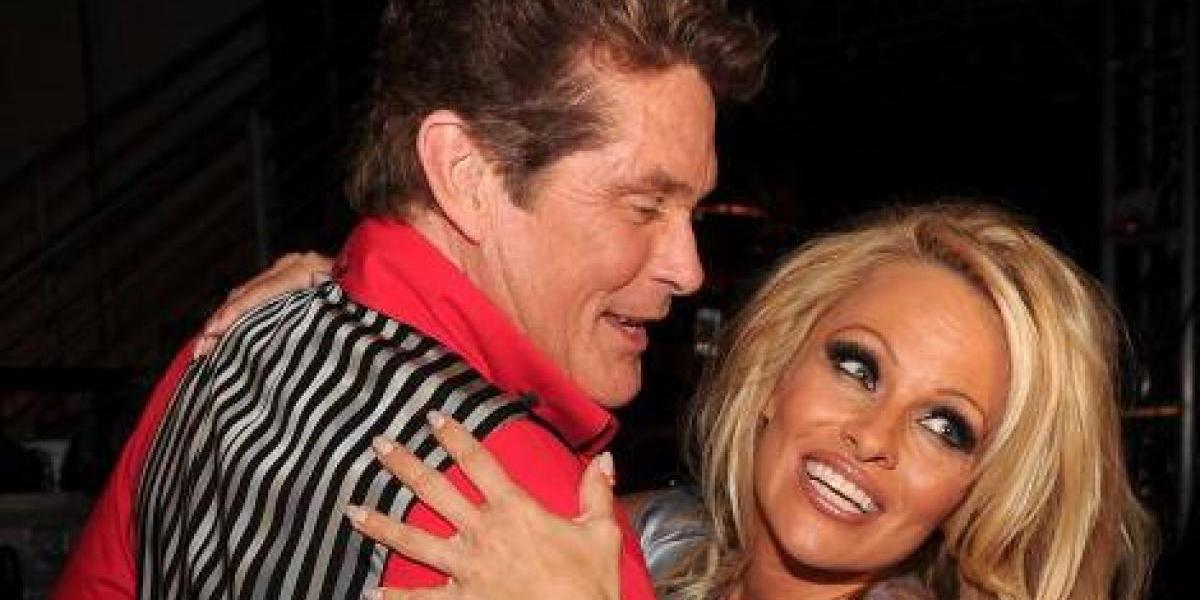 David Hasselhoff confesó que no logra superar a Pamela Anderson