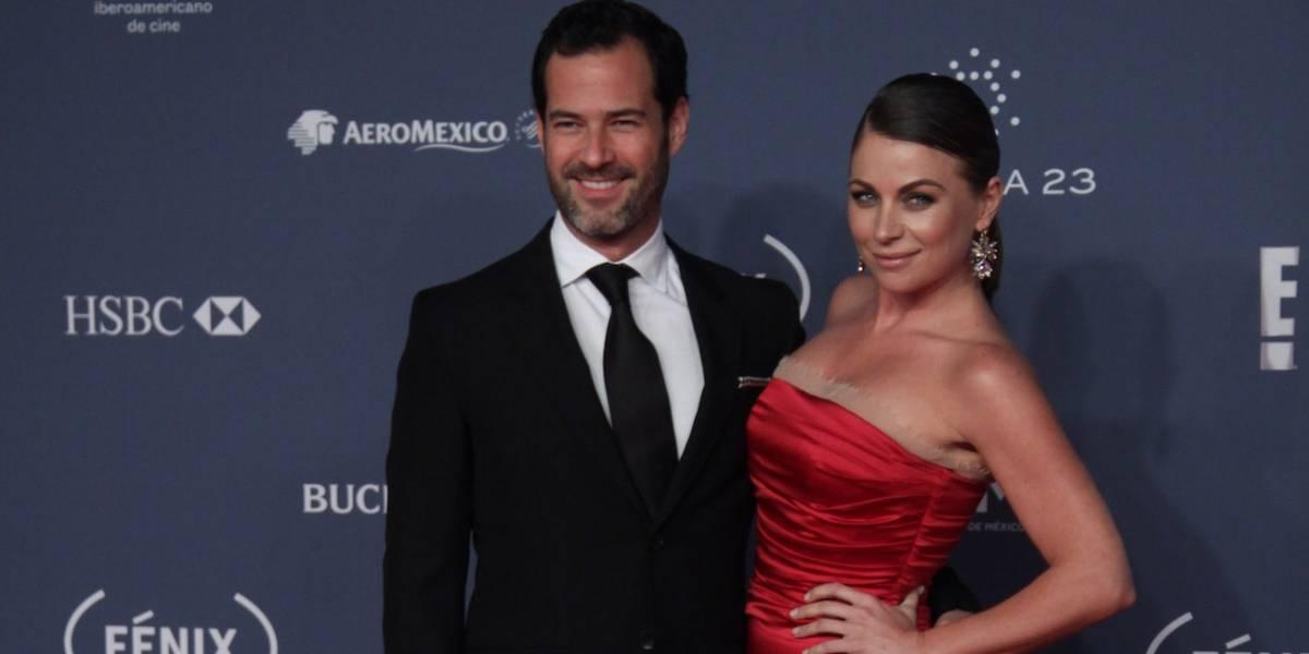 Emiliano Salinas revela detalles del embarazo de Ludwika Paleta