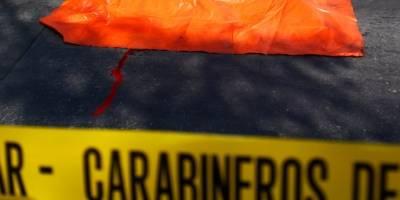 Dos muertos dejó choque múltiple en la Ruta 5 Sur