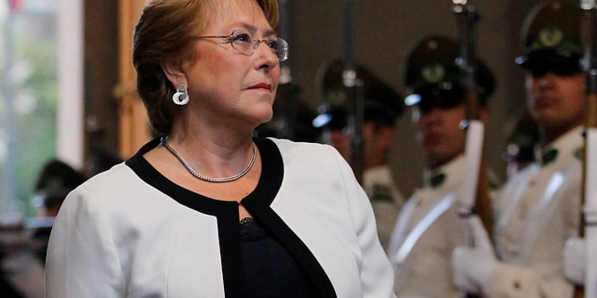 Bachelet encabeza reunión para evaluar situación en el norte del país tras sistema frontal