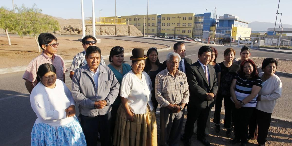 Madres de bolivianos detenidos en Alto Hospicio envían carta a Presidenta