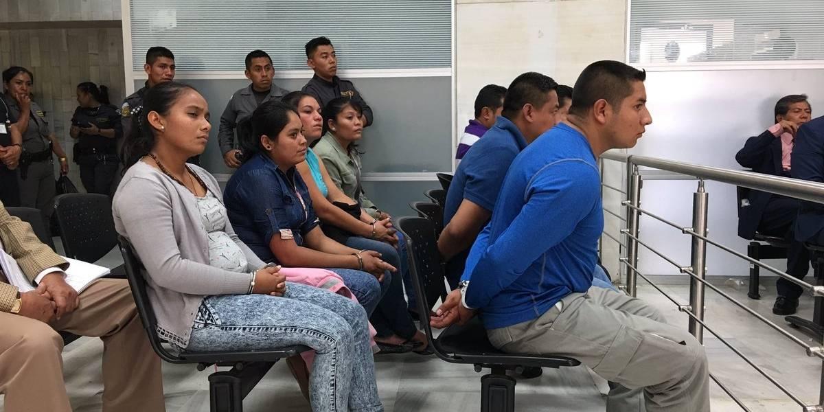 Ocho trabajadores del Sistema Penitenciario son ligados a proceso por el delito de cooperación en la evasión