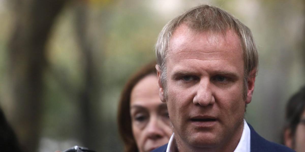 Felipe Kast es agredido tras presentar su programa de gobierno