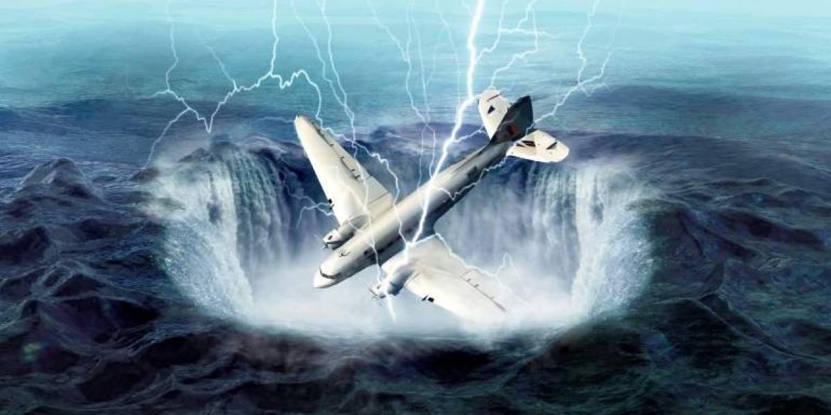 Avioneta que transportaba a familia desaparece en el mítico Triángulo de las Bermudas