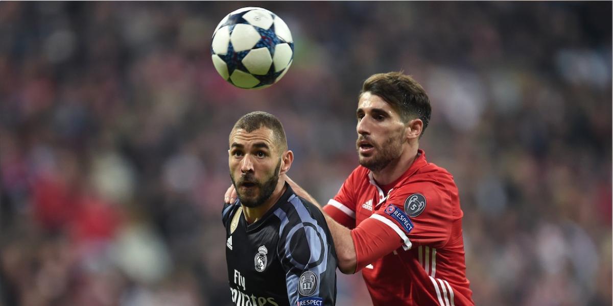 """Benzema: """"Me vuelve loco que siga mintiendo"""""""