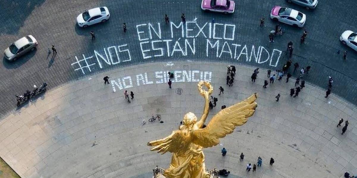 Protestan periodistas en varios estados por compañeros asesinados