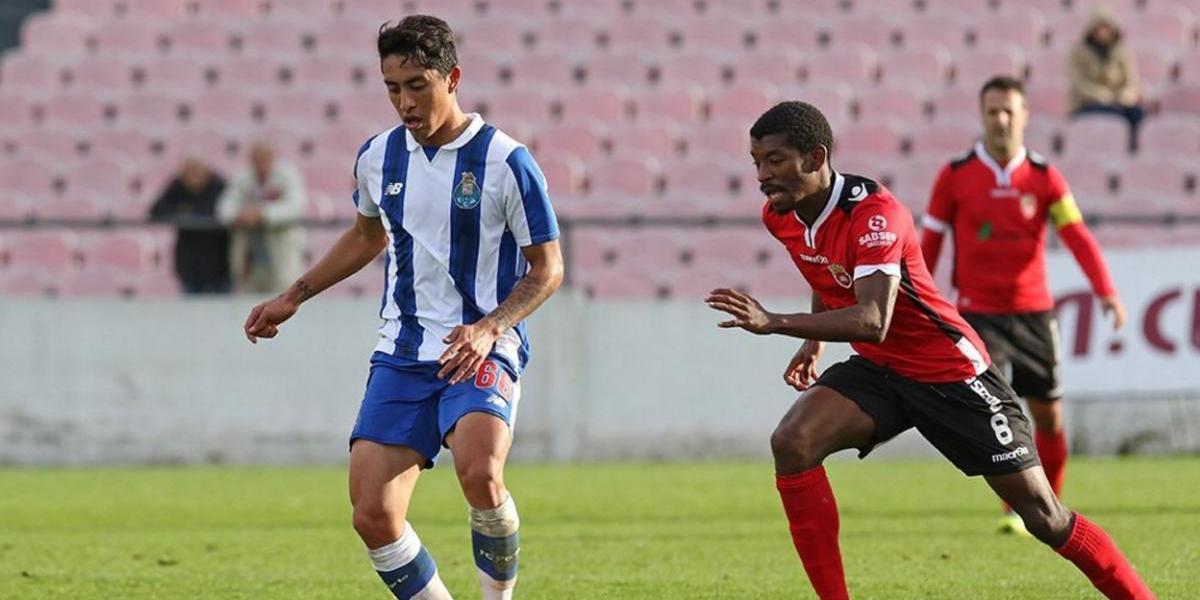 """""""Puedo tener la oportunidad en el Porto, me siento capaz; si me llaman estoy preparado"""": Omar Govea"""