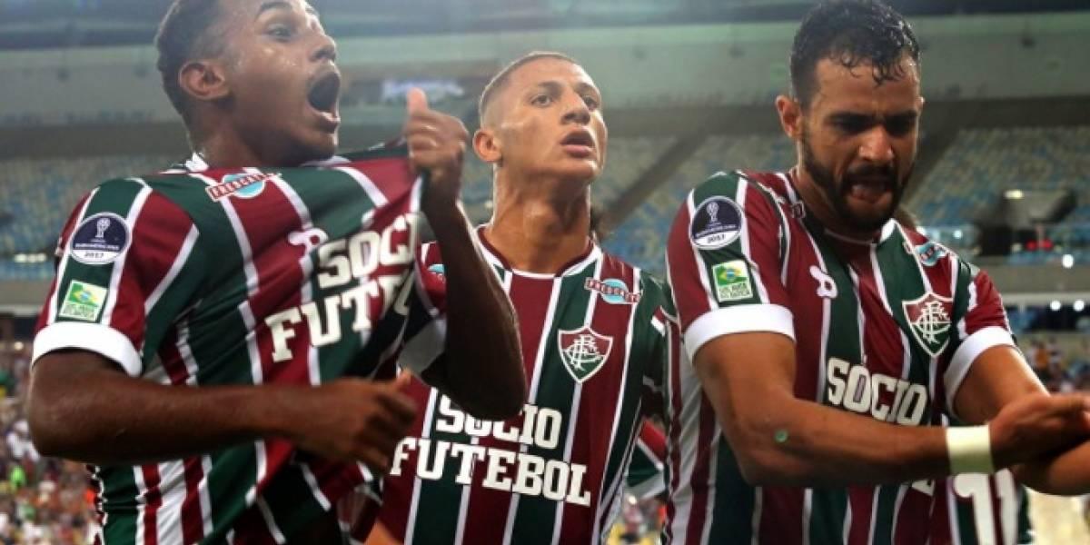 Fluminense viaja a Quito sin su goleador y con bajas en la defensa