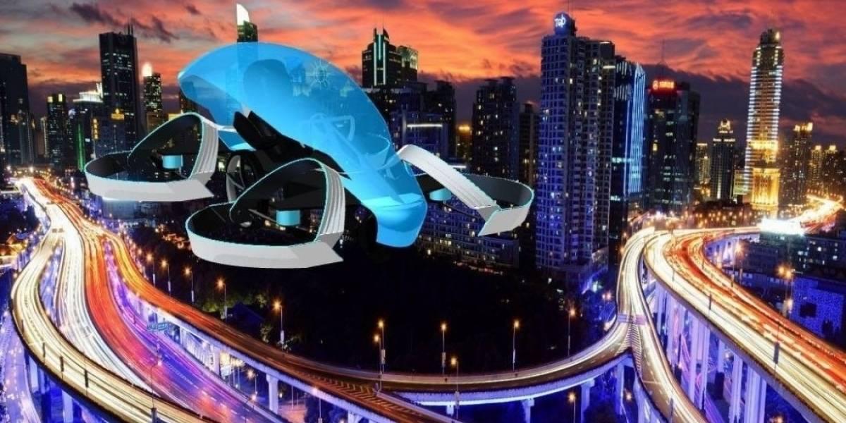 Tokio 2020 podría ser inaugurado con un auto volador