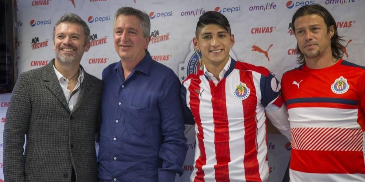 """Higuera anuncia que Chivas hará una """"inversión interesante"""""""