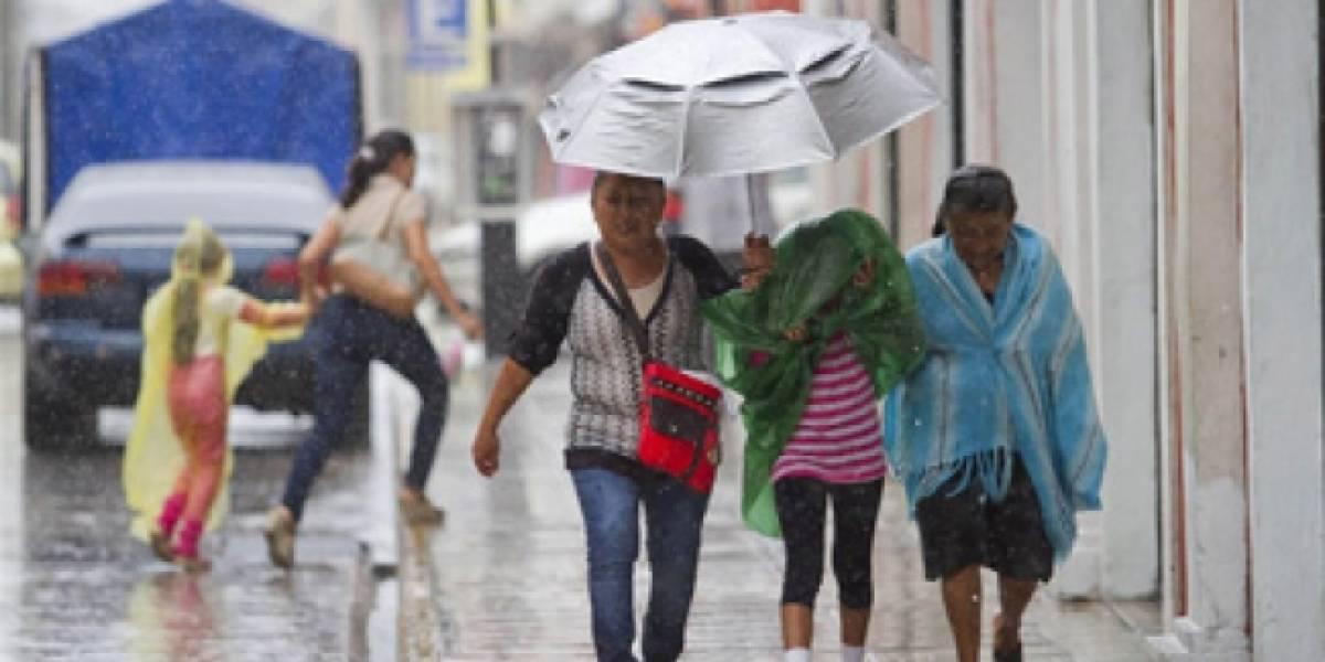 Circulación anticiclónica ocasionará ambiente estable y una disminución de lluvias en el país