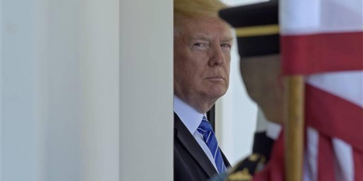Trump se defiende por revelar información clasificada a Rusia