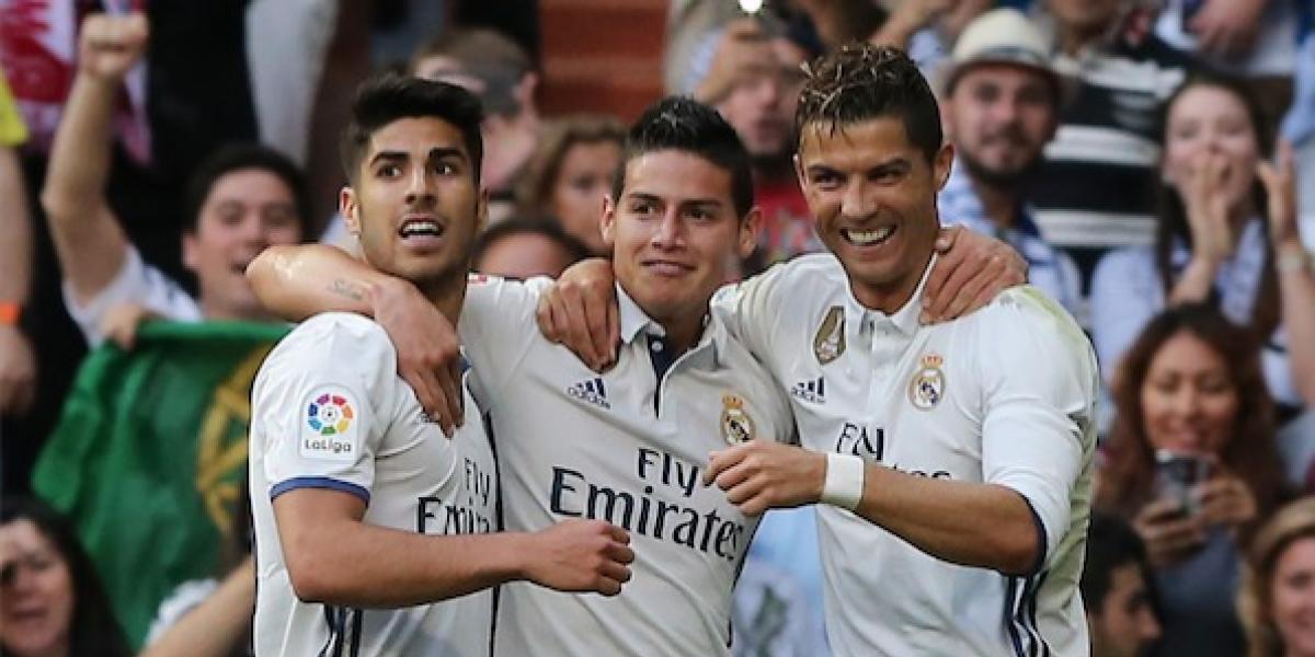 ¿Despedida de James? Su padrastro habla sobre su salida del Madrid