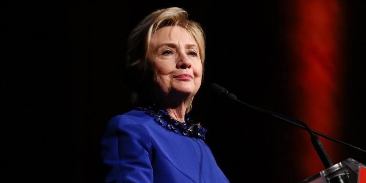 """Hillary Clinton no se rinde: crea comité político y se proclama como voz de la """"resistencia"""""""