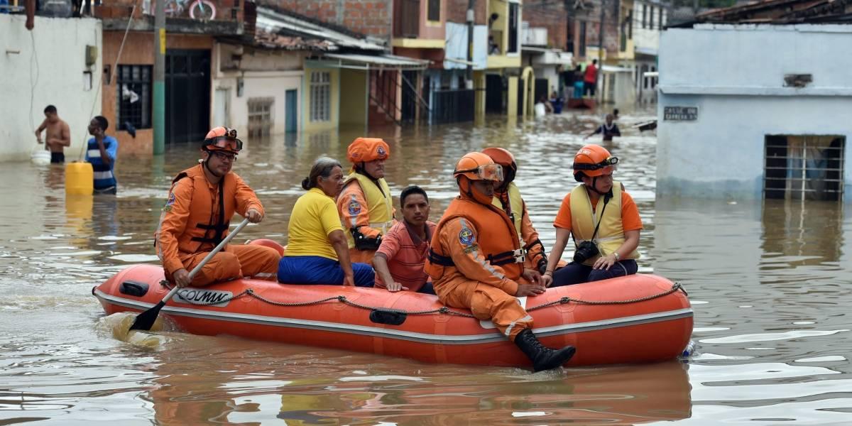 Los municipios en alerta roja en Cundinamarca