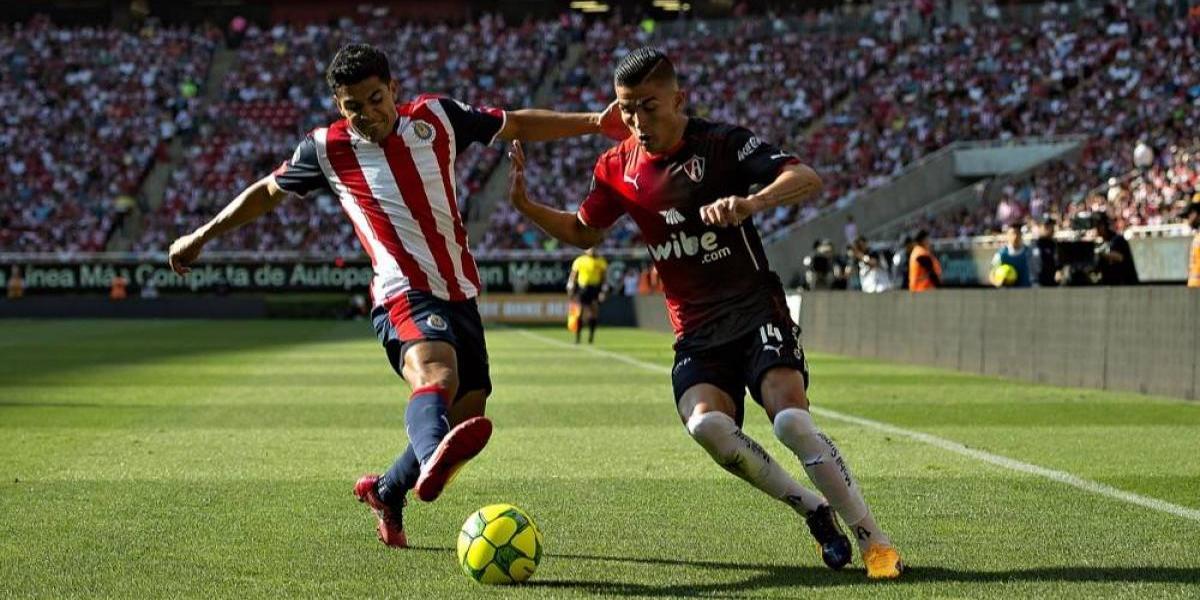 Luis Reyes espera continuar el próximo torneo con Atlas