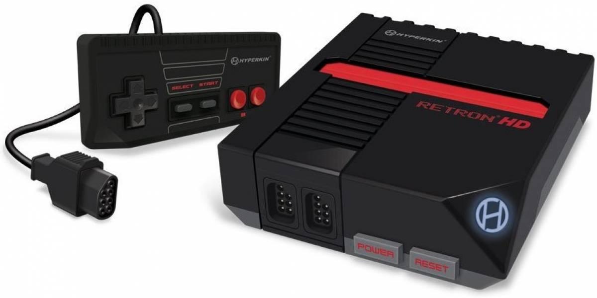 El Retron HD podría sustituir al NES Classic Edition
