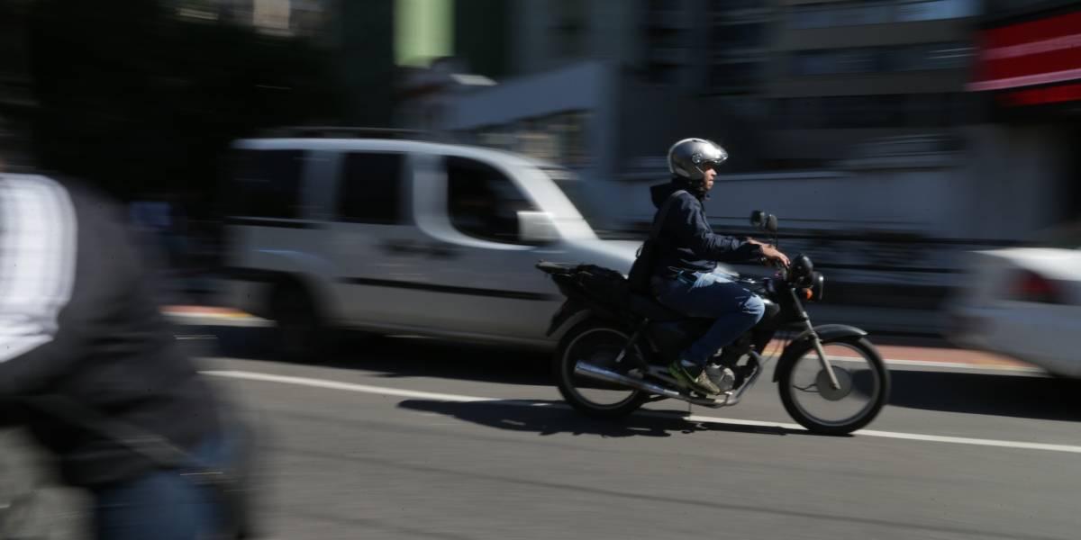 Aumenta total de mortes de motociclistas em São Paulo