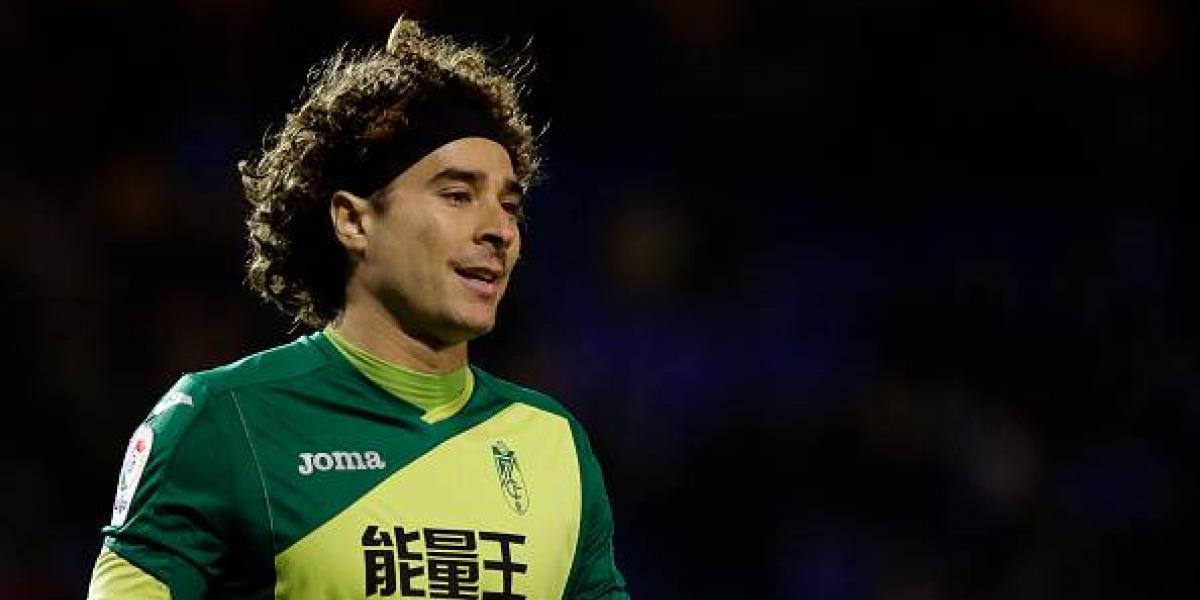 Memo Ochoa no jugará en la Segunda División de España