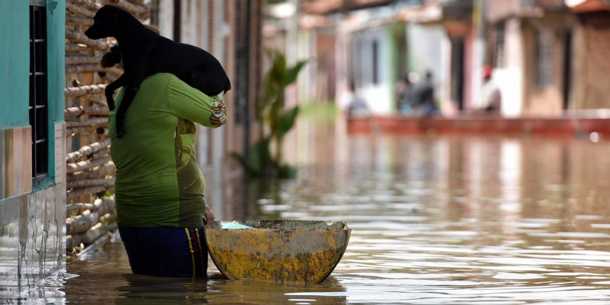 389 muertos y 22.000 damnificados han dejado las lluvias en el país
