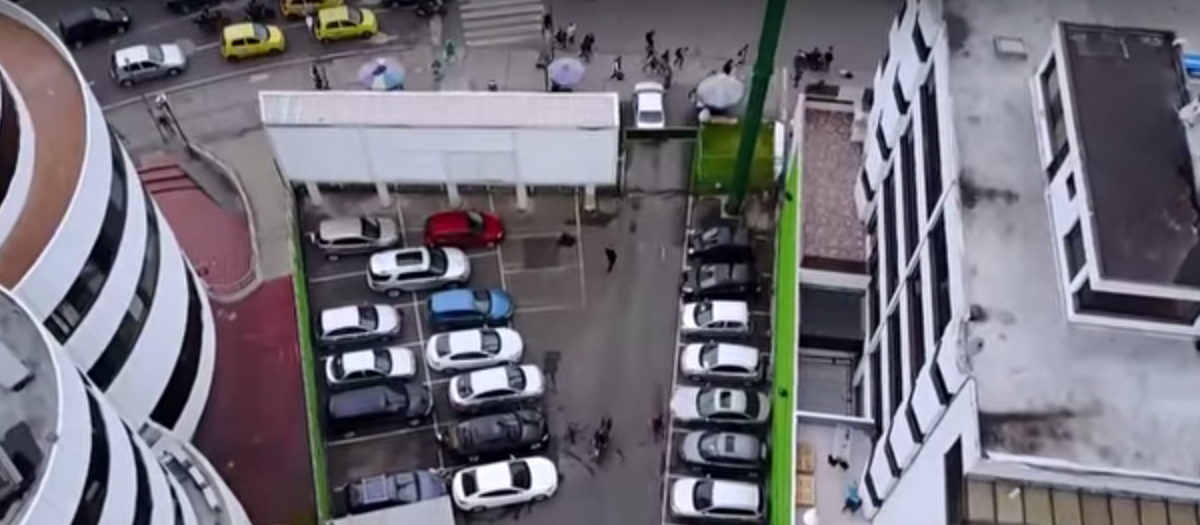 Alcaldía busca aumentar la tarifa de parqueaderos para mejorar el sistema de transporte público