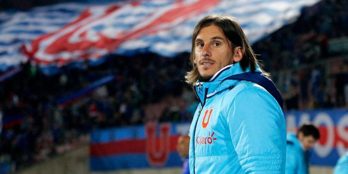 """Beccacece a la distancia: alaba el momento de la U y destaca a Hoyos como """"un gran entrenador"""""""