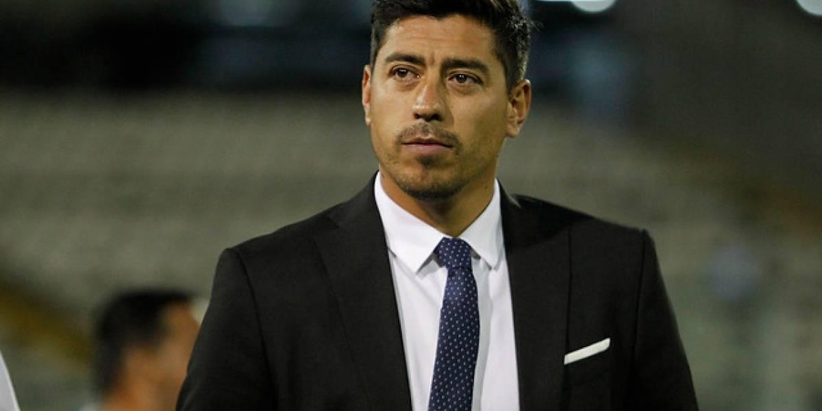 Nicolás Córdova es el nuevo técnico de Santiago Wanderers