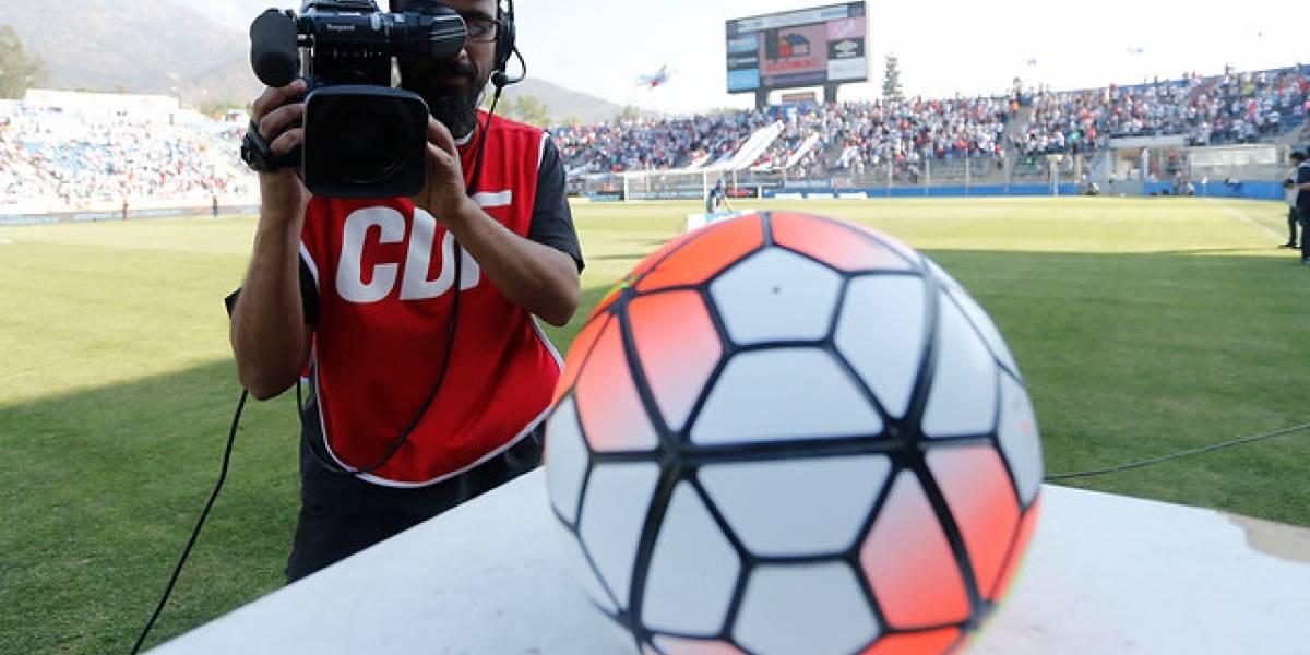CDF definió cuál señal transmitirá a la U y a Colo Colo en la definición del Clausura