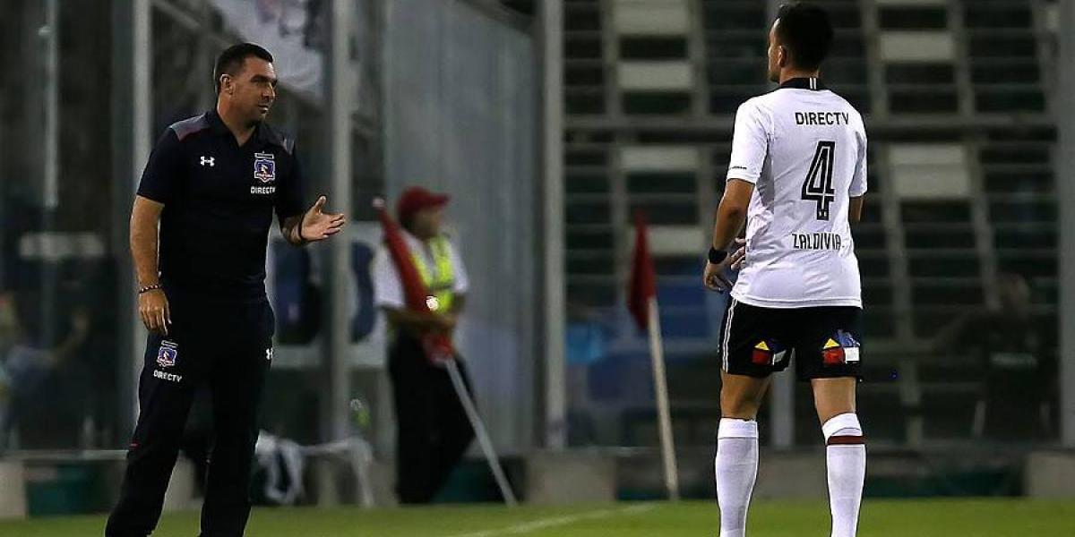 """Zaldivia defendió a Guede: """"Nosotros como plantel tenemos que hacernos cargo"""""""