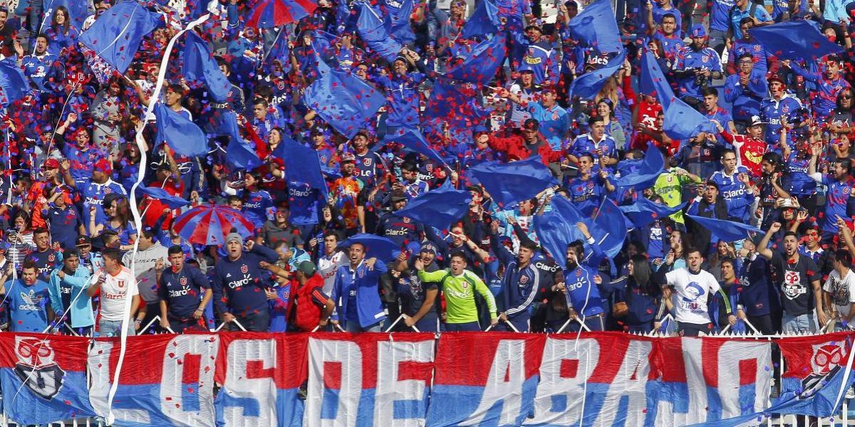 Locura azul: Hinchas de la U arrasaron en dos horas con las entradas para crucial duelo ante San Luis