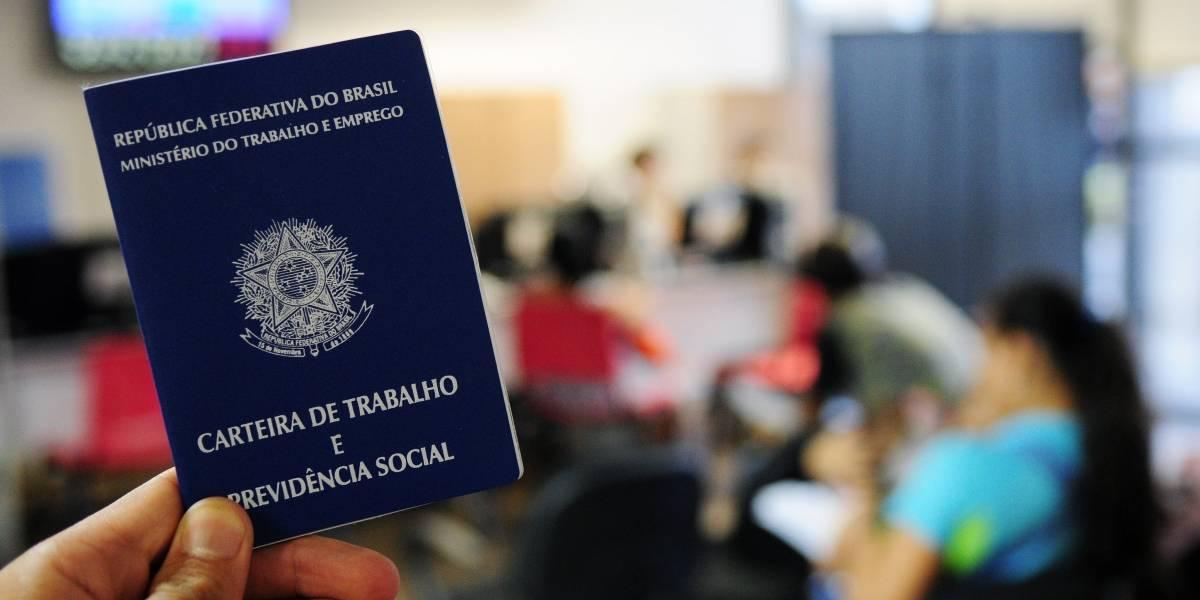 Brasil perde 661 vagas de emprego formal no mês de junho; é a primeira queda do ano
