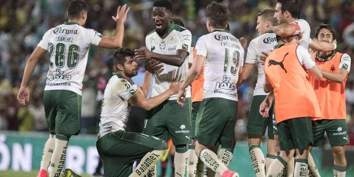 Otro jugador de Santos ya tiene alas para emigrar al América
