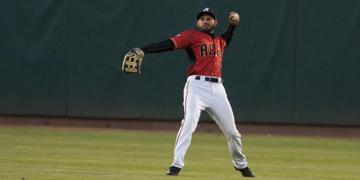 Agradecido Rey Fuentes por regresar a MLB